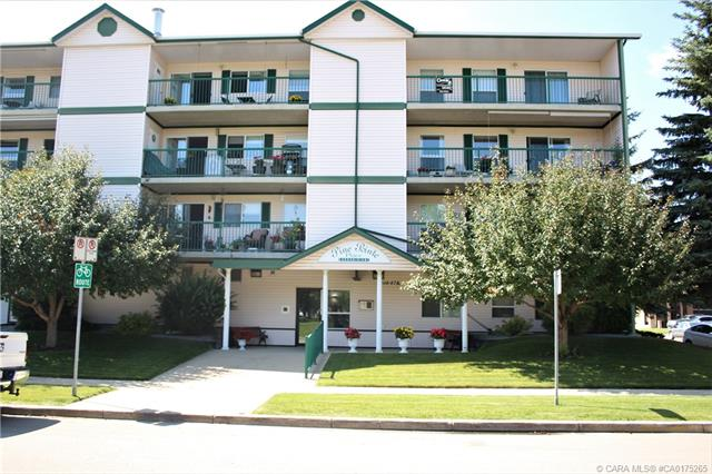 4614 47 A Avenue #401, 2 bed, 1 bath, at $215,000