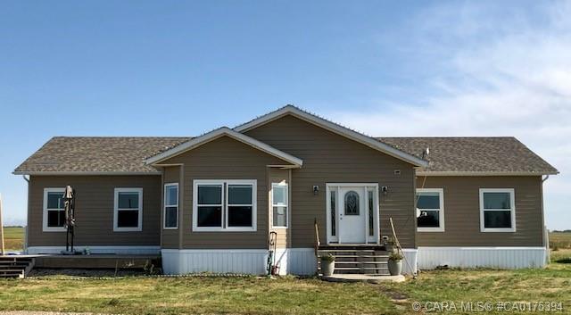 39401 Range Road 19 2, 5 bed, 3 bath, at $375,000