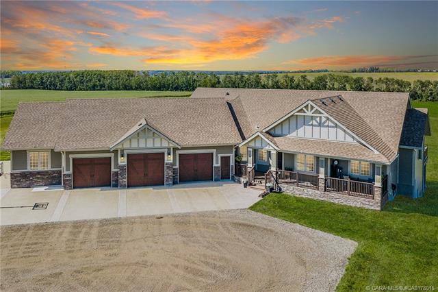 39142 Range Road 11, 5 bed, 4 bath, at $2,300,000