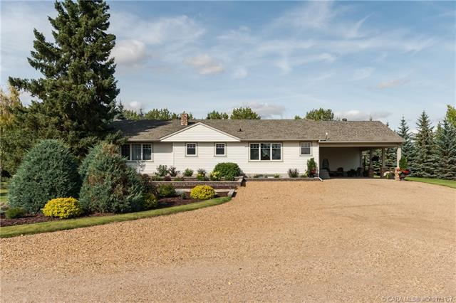 38403 Range Road 123, 5 bed, 2 bath, at $785,000