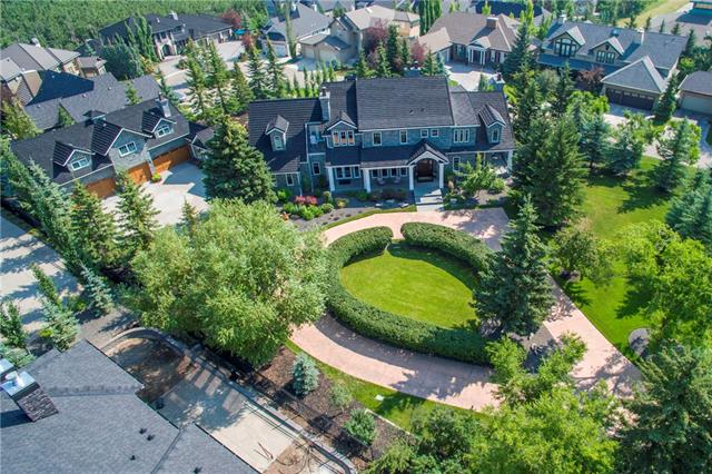 6 ASPEN RIDGE LN SW, 5 bed, 7.2 bath, at $10,995,000