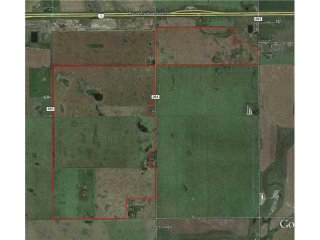 RANGE ROAD 264 & TRANS CANADA HWY RD , at $16,950,000