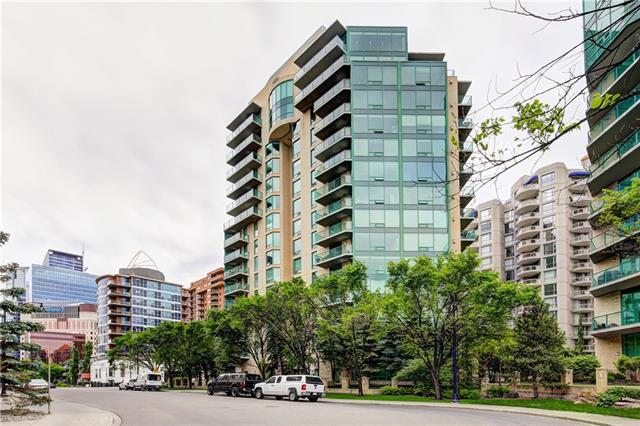 #1202 801 2 AV SW, 2 bed, 3 bath, at $1,250,000