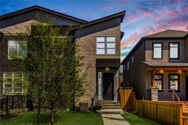 4520A 17 AV NW, 4 bed, 3.1 bath, at $675,000