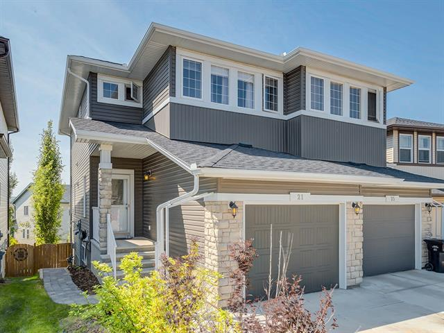 21 EVANSCOVE MR NW, 4 bed, 3.1 bath, at $425,000