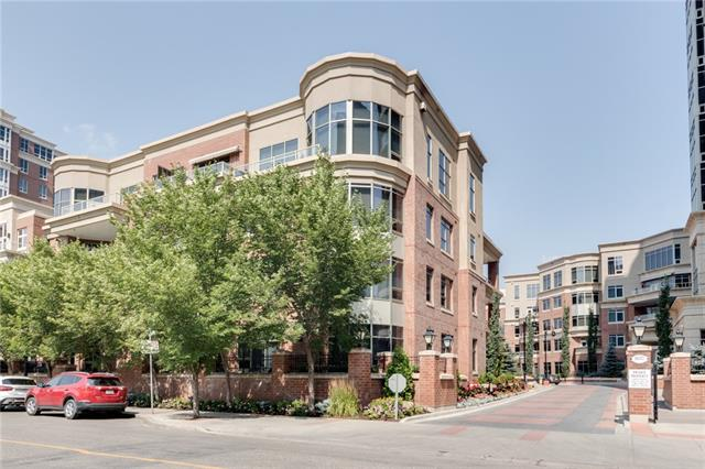 #203 650 EAU CLAIRE AV SW, 2 bed, 2 bath, at $699,900