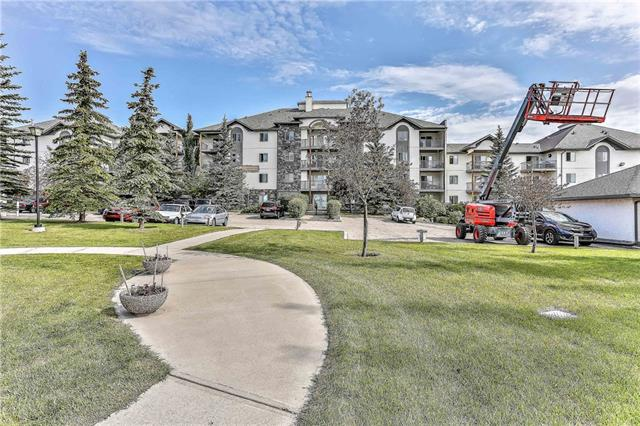 #206 55 ARBOUR GROVE CL NW, 2 bed, 2 bath, at $245,000