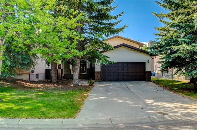 7 DALCASTLE WY NW, 5 bed, 3 bath, at $565,000