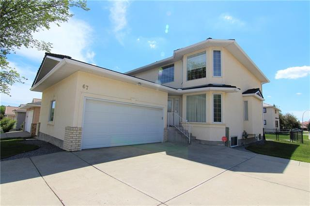 67 HAMPSTEAD CL NW, 4 bed, 3.1 bath, at $698,000