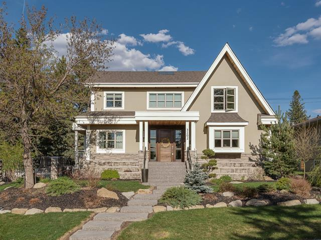 3202 27 ST SW, 5 bed, 4.1 bath, at $1,650,000