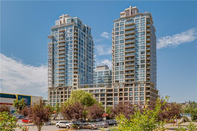 #1926 222 RIVERFRONT AV SW, 1 bed, 1 bath, at $399,900