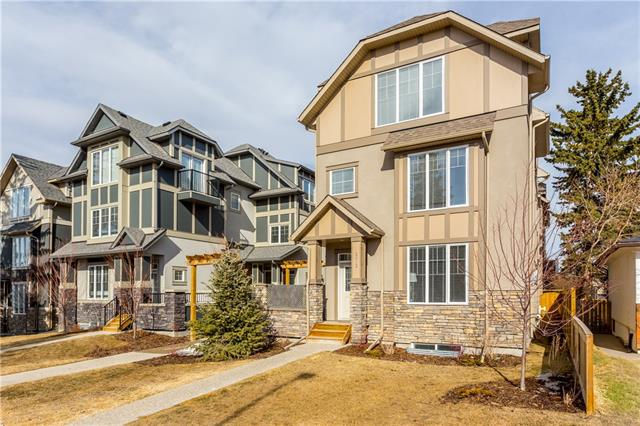 #3 2432 30 ST SW, 4 bed, 3.1 bath, at $619,800