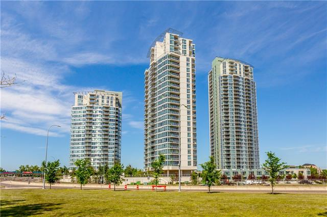#902 77 SPRUCE PL SW, 2 bed, 2 bath, at $389,000