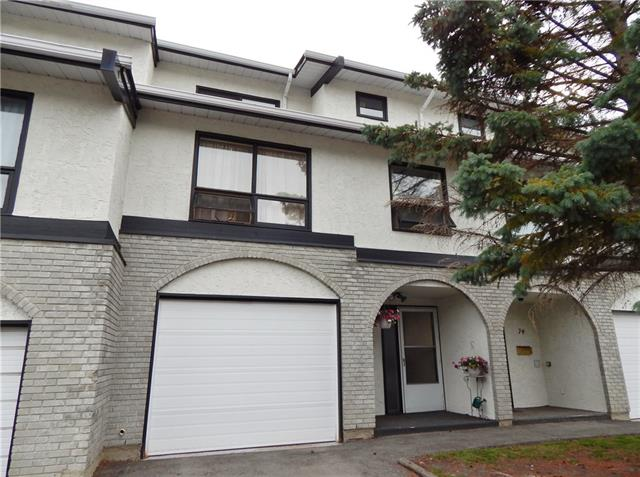 #73 5400 DALHOUSIE DR NW, 3 bed, 3.1 bath, at $349,900