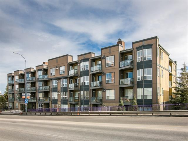 #214 2420 34 AV SW, 2 bed, 2 bath, at $290,000