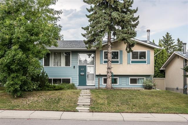 827 HUNTERSTON CR NW, 5 bed, 2 bath, at $409,000