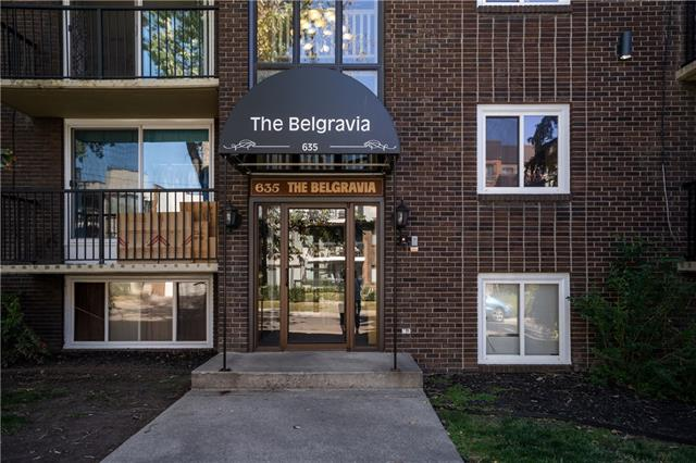 #301 635 57 AV SW, 2 bed, 1 bath, at $205,000