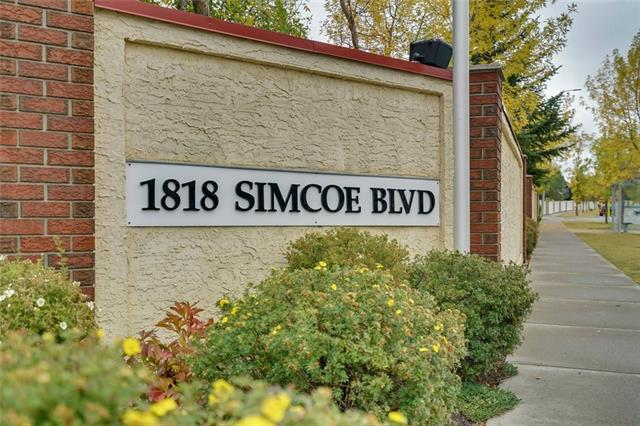 #2326 1818 SIMCOE BV SW, 2 bed, 2 bath, at $239,900