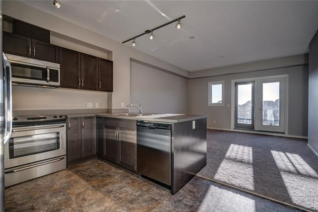 #2401 402 Kincora Glen RD NW, 1 bed, 1 bath, at $220,000