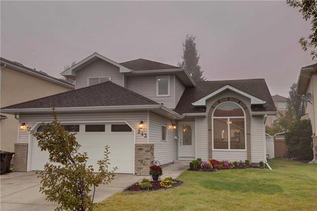 243 HAWKSTONE CL NW, 4 bed, 3.1 bath, at $698,800