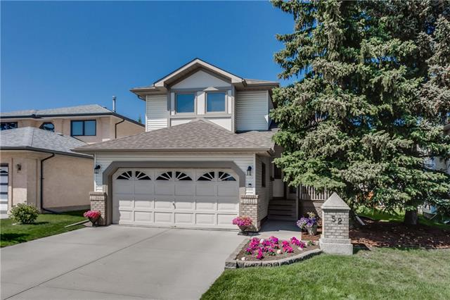 52 ARBOUR LAKE WY NW, 3 bed, 2.1 bath, at $484,900