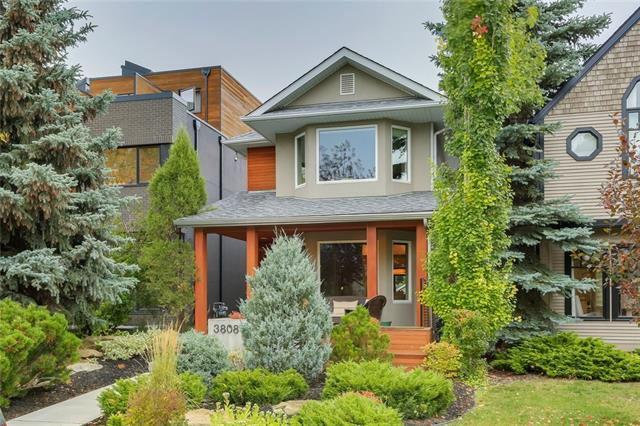 3808 1A ST SW, 4 bed, 3.1 bath, at $1,115,000