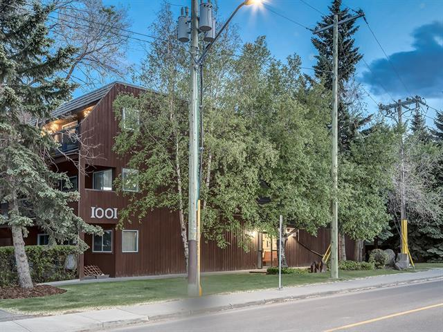 #102 1001 68 AV SW, 2 bed, 2 bath, at $179,000