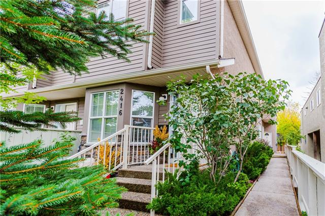 #1 2416 29 ST SW, 2 bed, 2.1 bath, at $454,900
