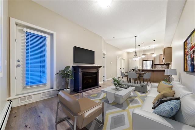 #423 35 ASPENMONT HT SW, 1 bed, 1 bath, at $264,500