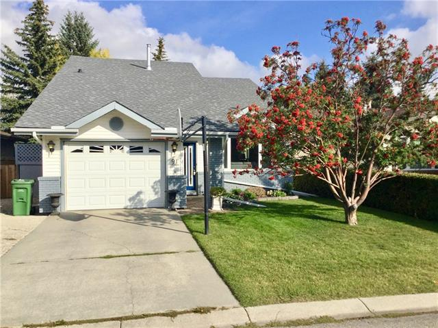 91 WOODFIELD CR SW, 4 bed, 2.1 bath, at $424,800