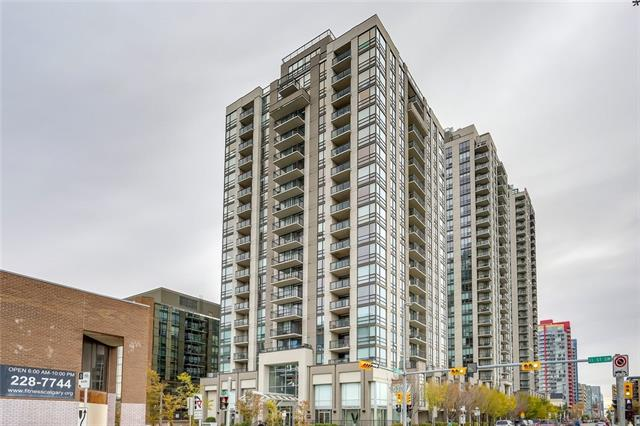 #805 1110 11 ST SW, 1 bed, 1 bath, at $300,000