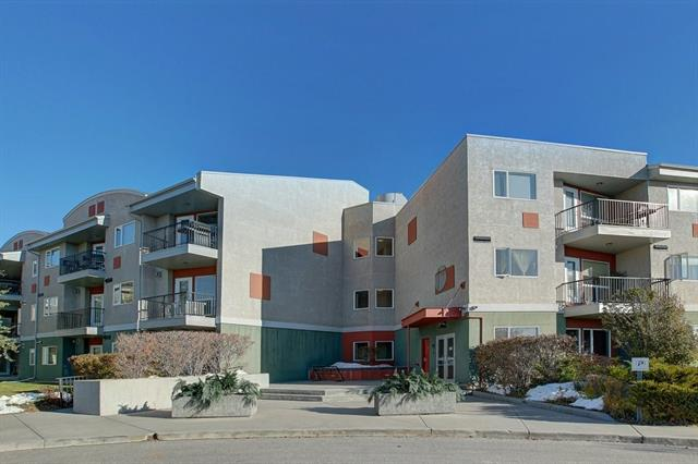 #219 69 SPRINGBOROUGH CO SW, 1 bed, 1 bath, at $239,000