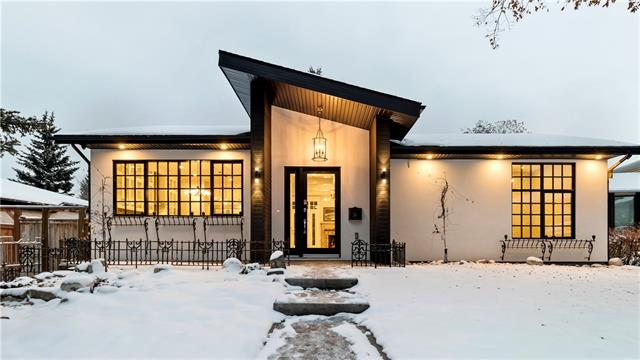 44 SILVER CREST GR NW, 4 bed, 3.1 bath, at $1,200,000