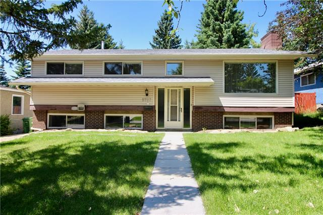 5727 DALCASTLE CR NW, 4 bed, 2.1 bath, at $559,000