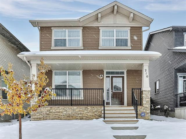 216 Evanspark GD NW, 4 bed, 3.1 bath, at $459,900