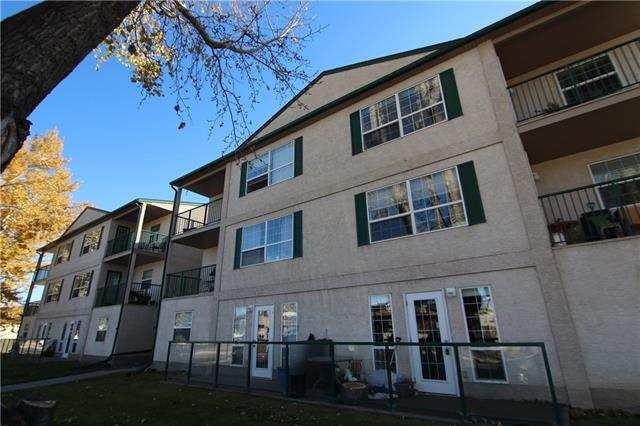 #208 105 7 AV SE, 2 bed, 1 bath, at $139,900