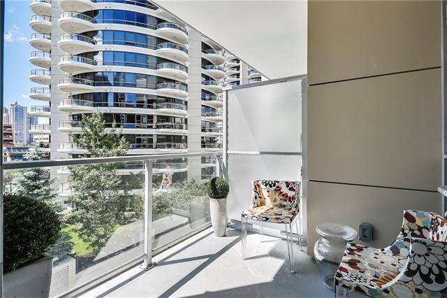 #204 1025 5 AV SW, 1 bed, 1 bath, at $363,195