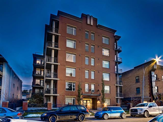 #108 333 22 AV SW, 1 bed, 1 bath, at $324,900