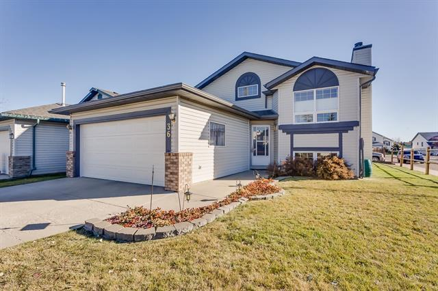 36 WILLOWBROOK DR NW, 4 bed, 3 bath, at $405,000