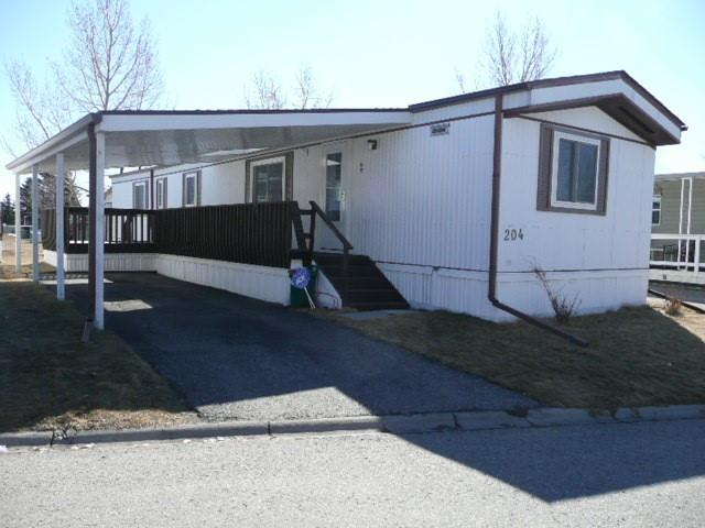#204 99 ARBOUR LAKE RD NW, 2 bed, 2 bath, at $75,000