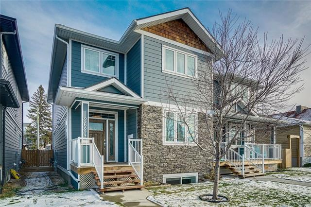 2624 24 ST SW, 4 bed, 3.1 bath, at $624,900