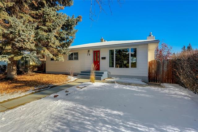 78 WEDGEWOOD DR SW, 4 bed, 2 bath, at $639,000