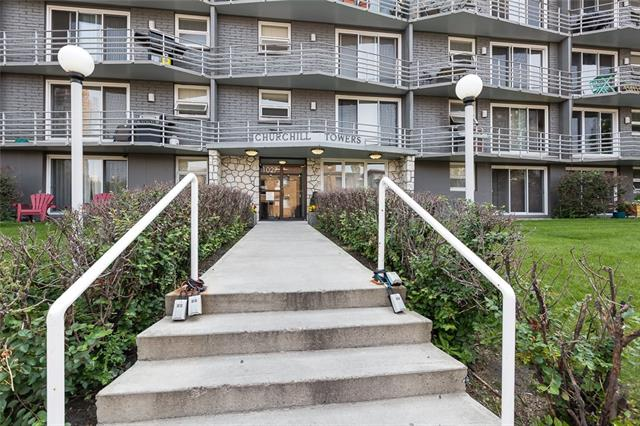 #202 1027 CAMERON AV SW, 2 bed, 1 bath, at $269,900