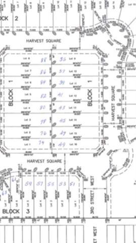 88 Harvest SQ , at $55,000