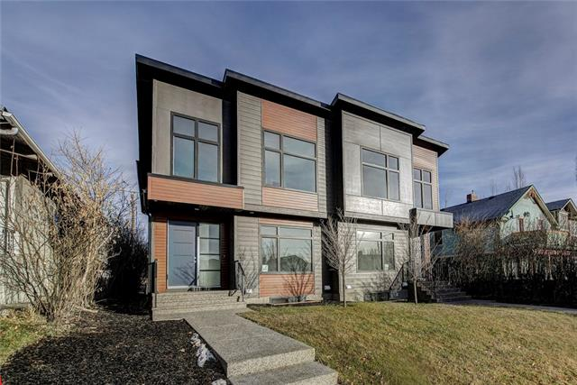 1516 33 AV SW, 4 bed, 3.2 bath, at $779,900