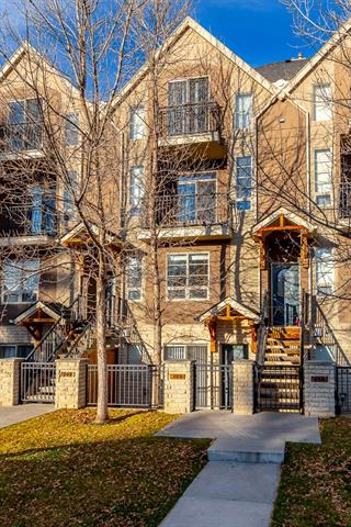 #105 1728 35 AV SW, 2 bed, 2 bath, at $399,900