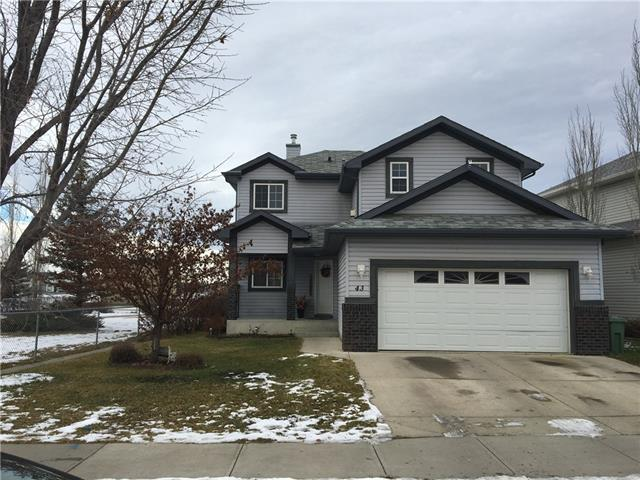 43 CIMARRON TR , 4 bed, 2.1 bath, at $428,800