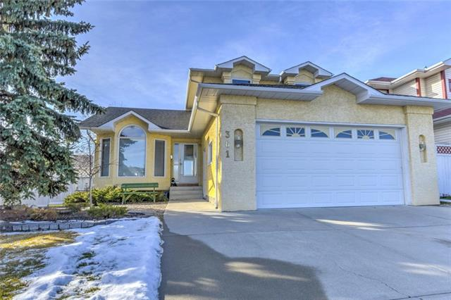 361 SANDRINGHAM CO NW, 4 bed, 4 bath, at $509,900