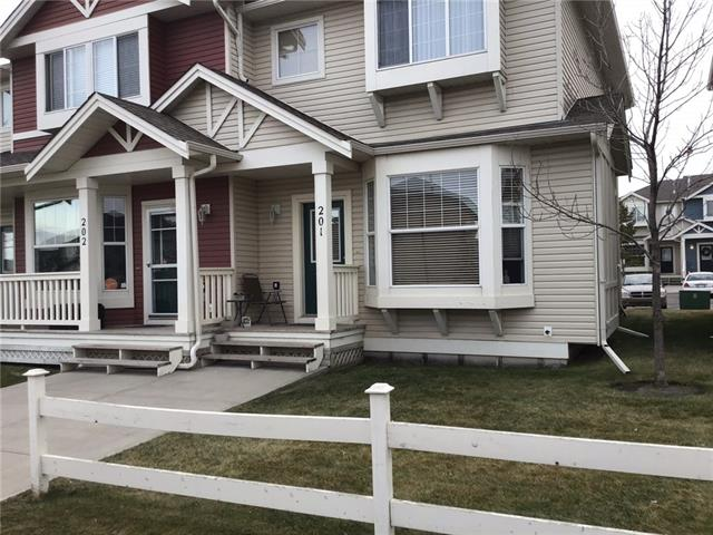 #201 703 LUXSTONE SQ SW, 3 bed, 2.1 bath, at $225,000