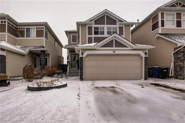 26 COUGAR PLATEAU WY SW, 3 bed, 3.1 bath, at $509,900